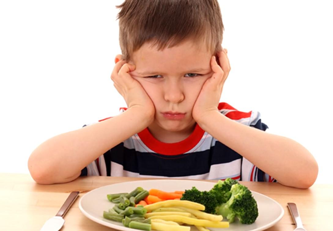 Comer saludable niños